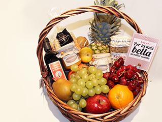 Regala fruites i verdures